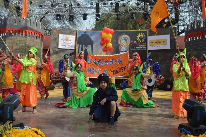Jiva Public School-Events baisakhi