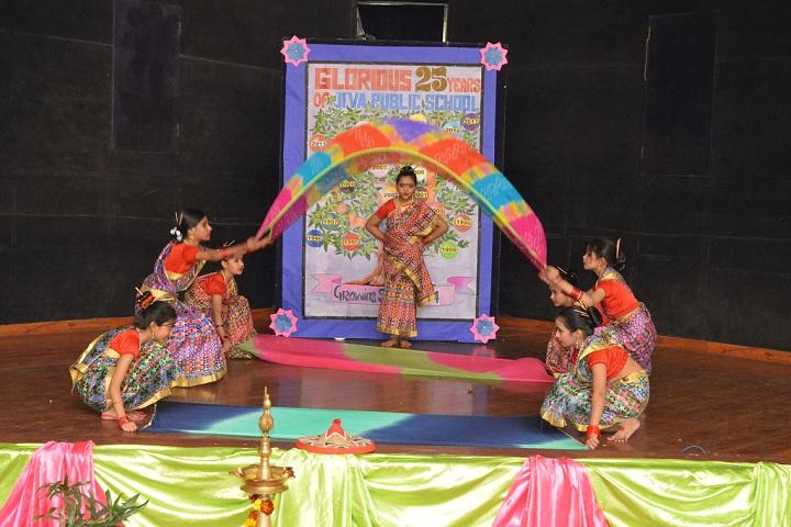 Jiva Public School-Events programme