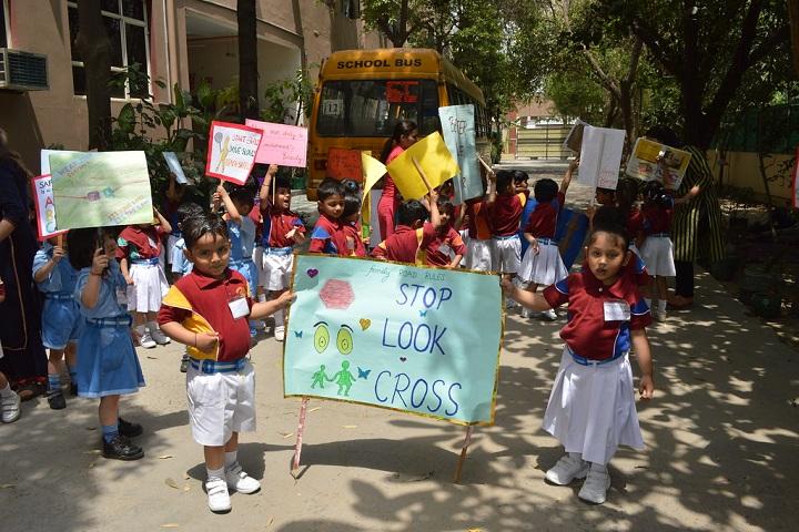 Jiva Public School-Others rally