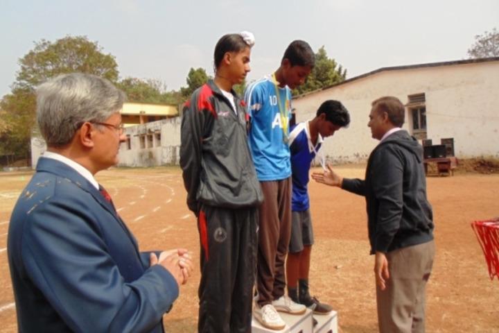 DAV Ispat Senior Secondary Public School-Achievements