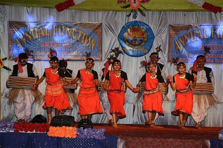 DAV Ispat Senior Secondary Public School-Annual Day