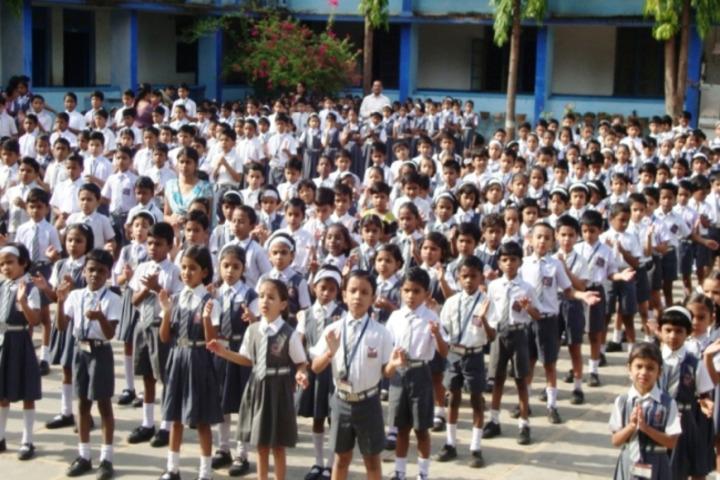 DAV Ispat Senior Secondary Public School-Assembly