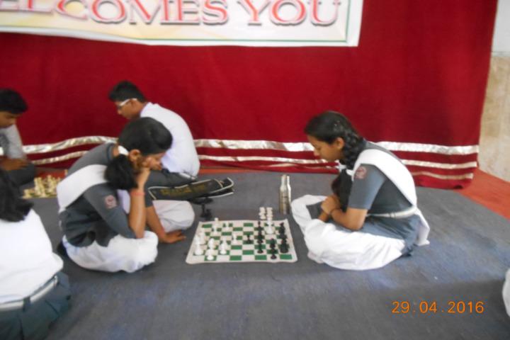 DAV Ispat Senior Secondary Public School-Chess