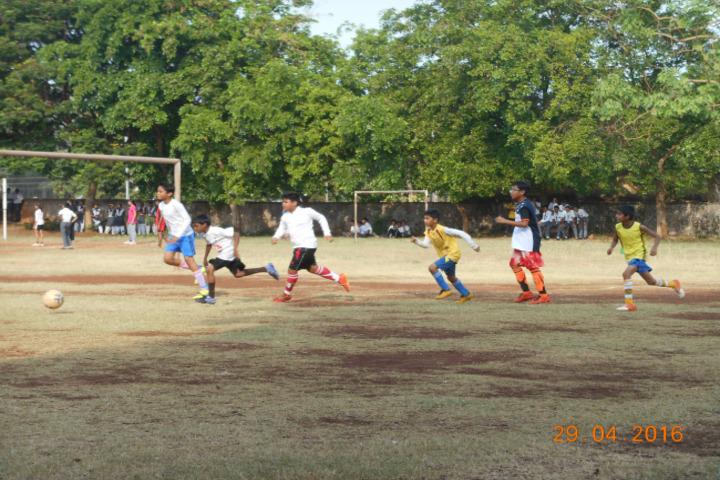 DAV Ispat Senior Secondary Public School-Foot Ball