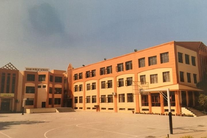 Rishi Public School-Campus-View