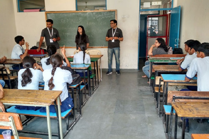 Rishi Public School-Classroom view