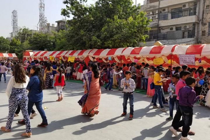 Rishi Public School-Events festival