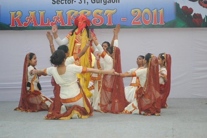 Rishi Public School-Events programme