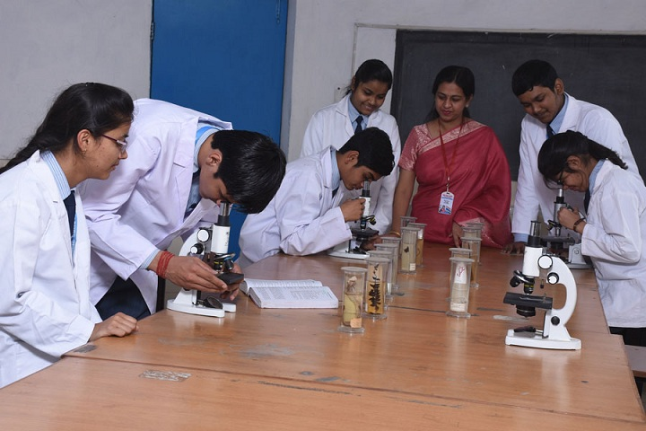 Rishi Public School-Laboratory biology