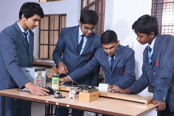 Rishi Public School-Laboratory physics
