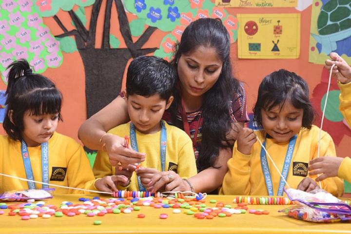 Rishi Public School-Others activity