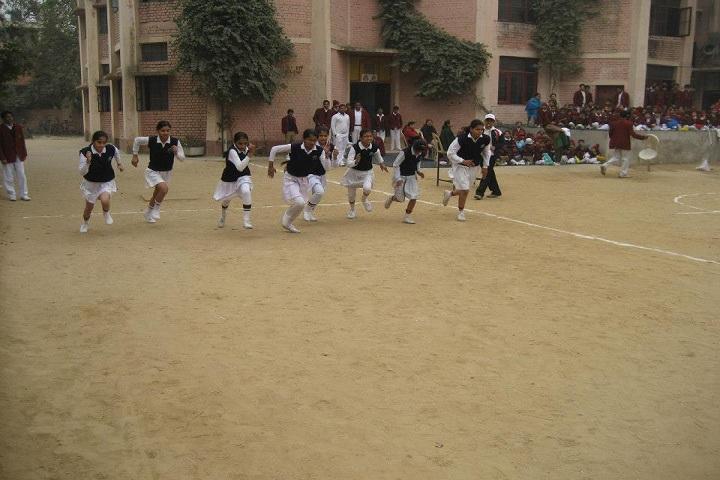 Rishi Public School-Sports running