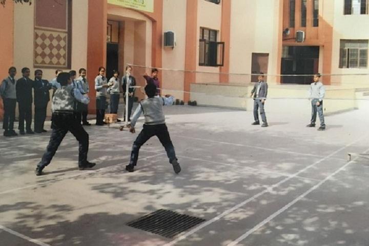 Rishi Public School-Sports