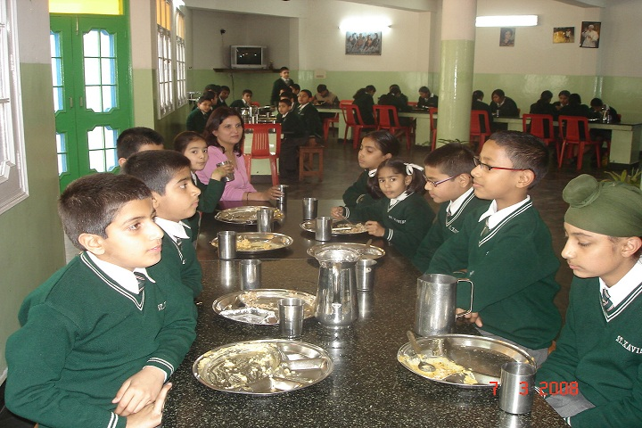 St XavierS High School-Cafeteria