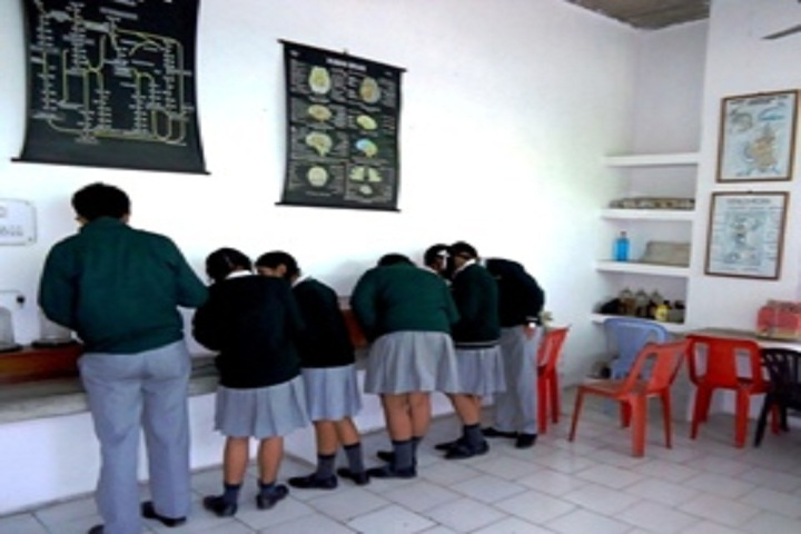 St XavierS High School-Laboratory biology new