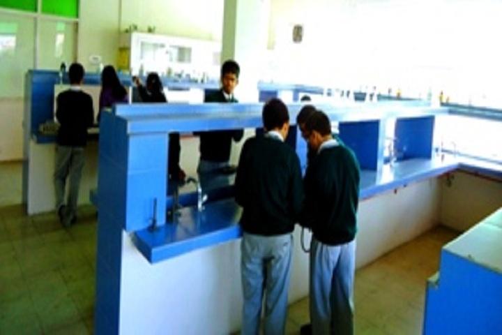 St XavierS High School-Laboratory chemistry new