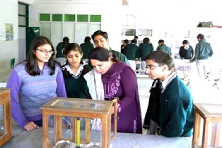 St XavierS High School-Laboratory physics new