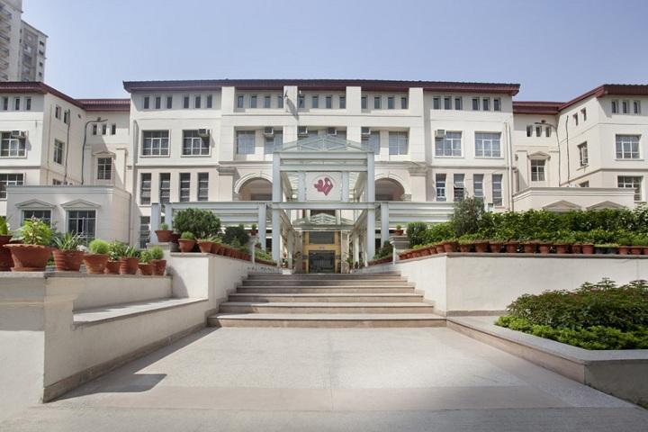 The Shri Ram School-Campus-View full