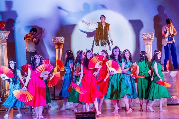 The Shri Ram School-Events programme