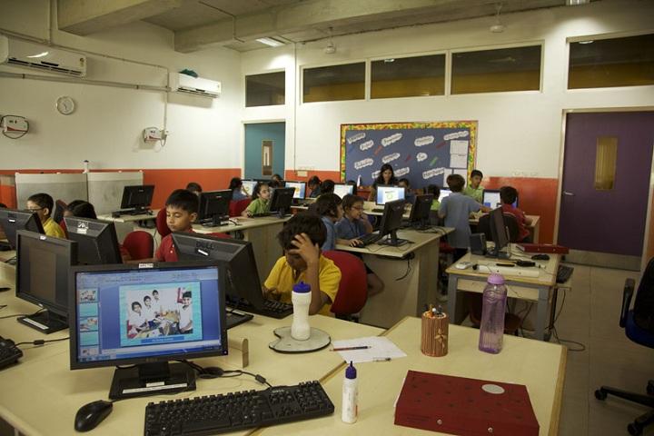The Shri Ram School-IT-Lab