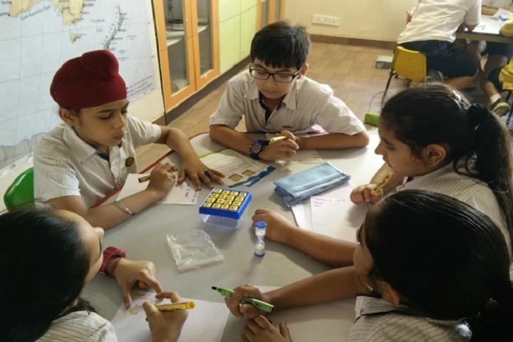 The Shri Ram School-Laboratory