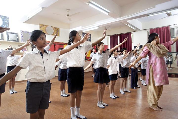 The Shri Ram School-Others dance