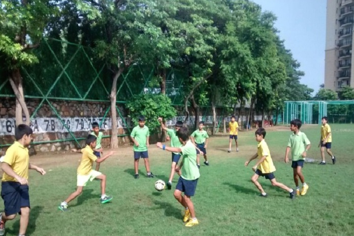 The Shri Ram School-Sports football