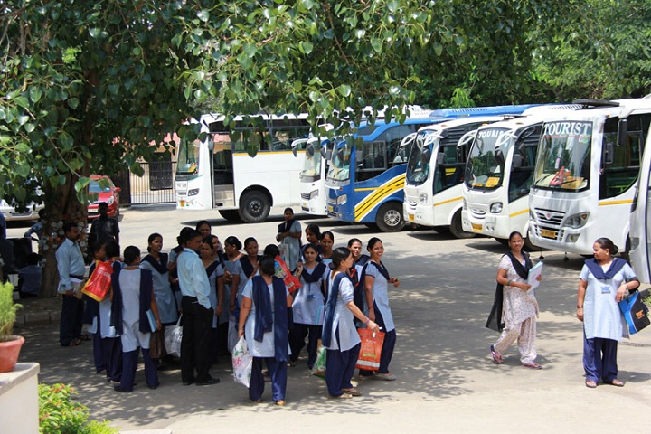 The Shri Ram School-Transport