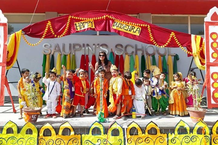 SaupinS School-Events celebration