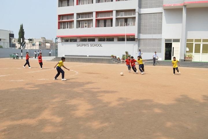 SaupinS School-Sports football