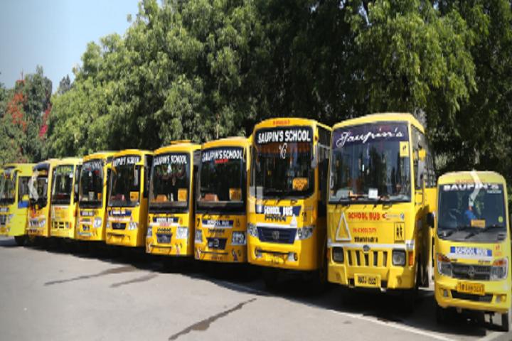 SaupinS School-Transport