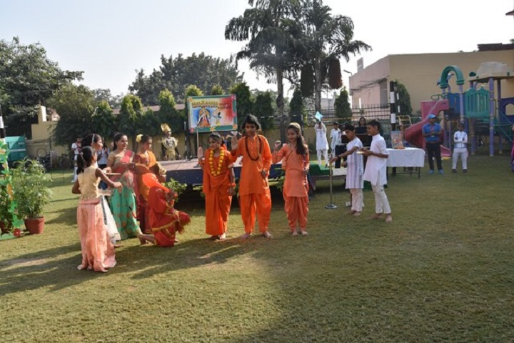 Lt Atul Katarya Memorial School-Events celebration