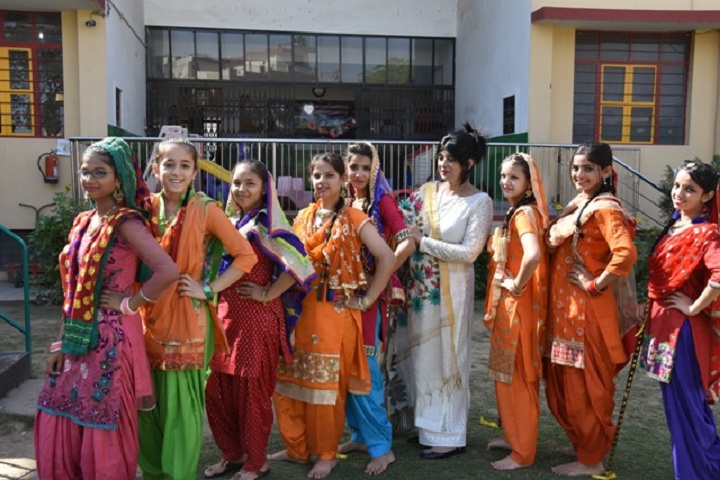 Lt Atul Katarya Memorial School-Events dance