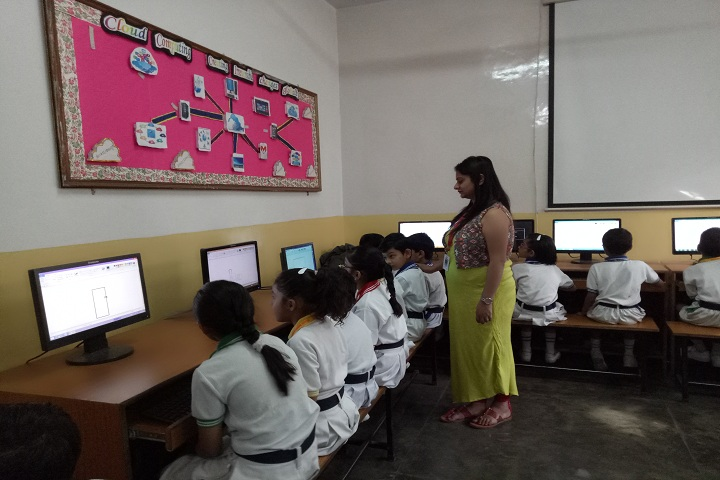 Lt Atul Katarya Memorial School-IT-Lab