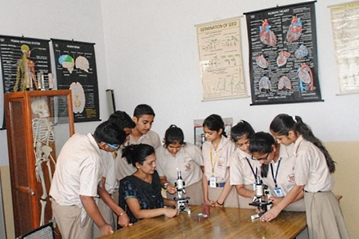Lt Atul Katarya Memorial School-Laboratory biology