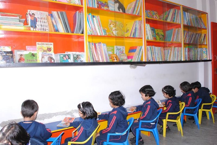 Lt Atul Katarya Memorial School-Library