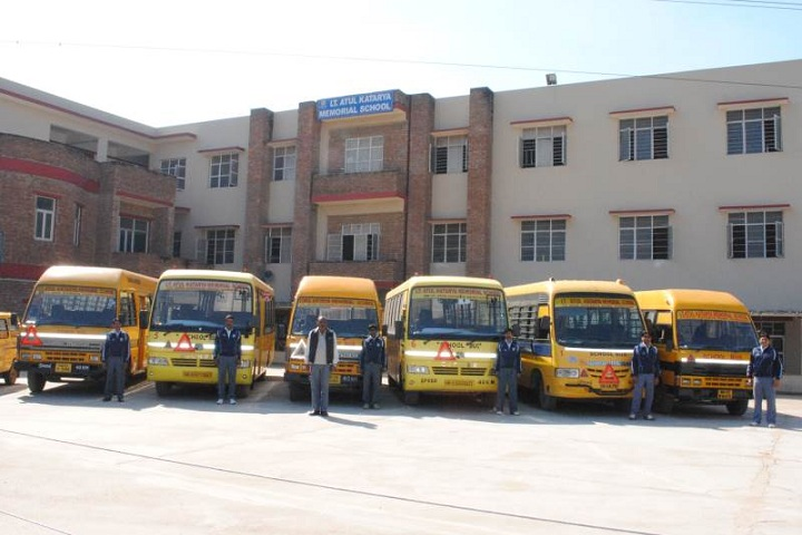 Lt Atul Katarya Memorial School-Transport