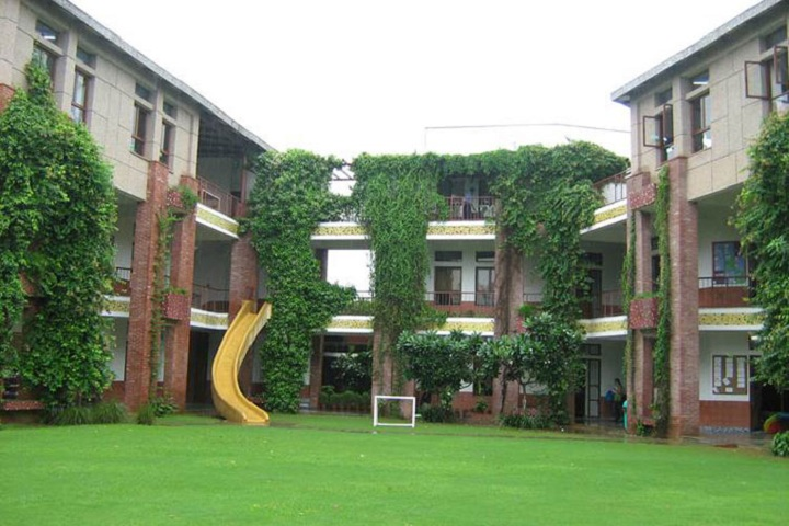 Shikshantar Senior Secondary School-Campus-View