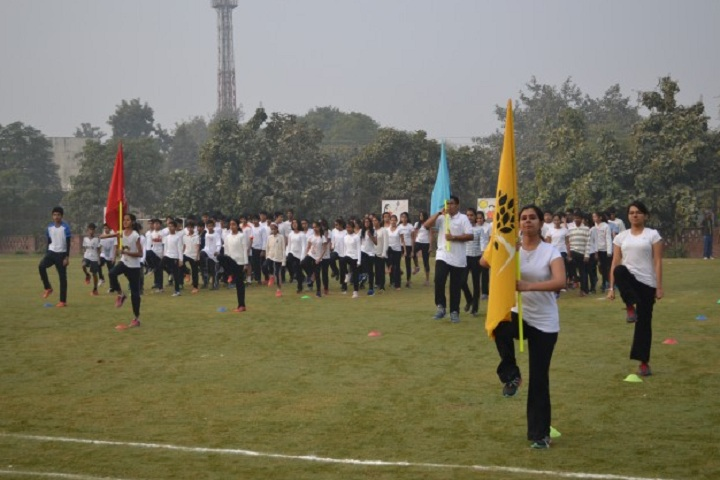 Shikshantar Senior Secondary School-Others sports meet