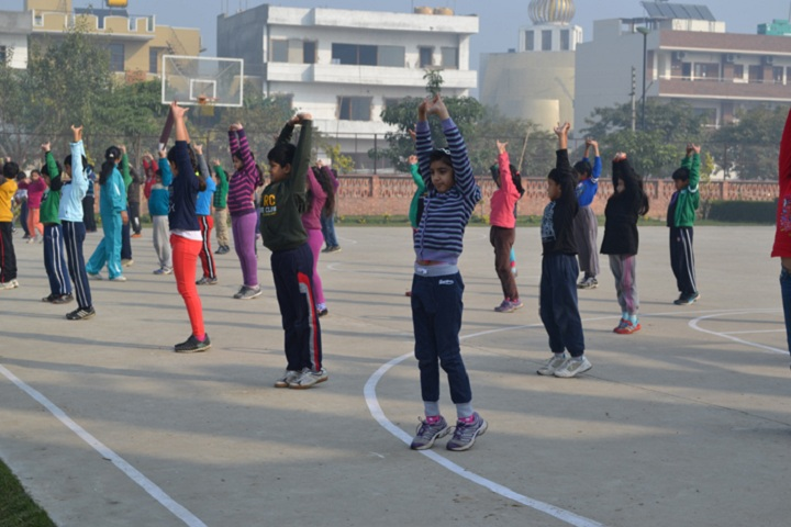 Shikshantar Senior Secondary School-Others yoga