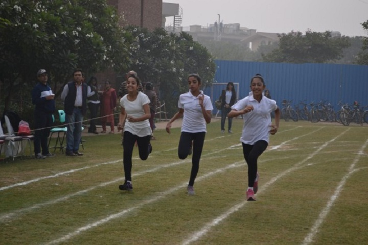 Shikshantar Senior Secondary School-Sports running