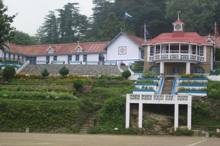 Bishop Cotton School-Campus-View entrance