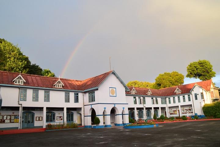 Bishop Cotton School-Campus-View