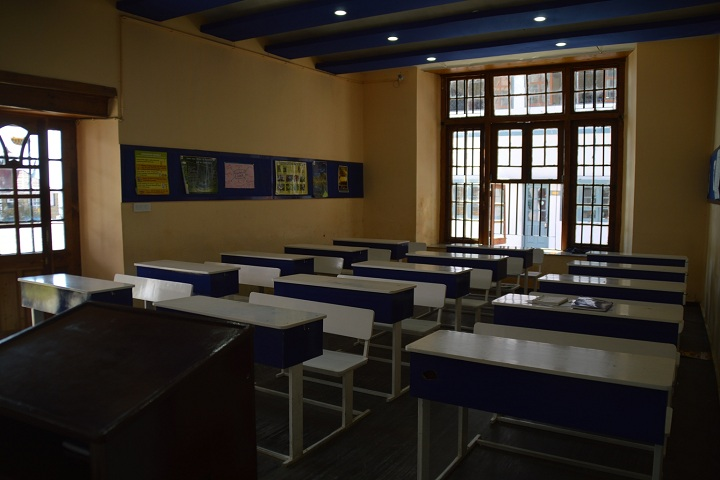 Bishop Cotton School-Classroom view