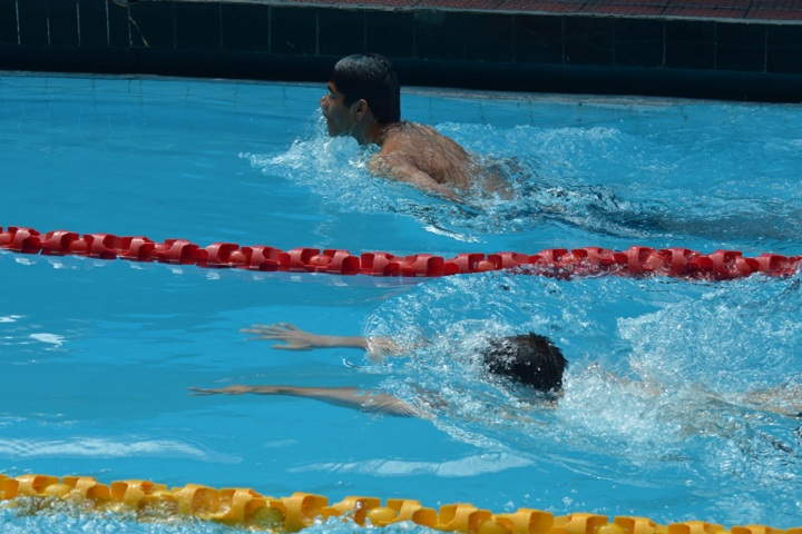 Bishop Cotton School-Swimming Pool