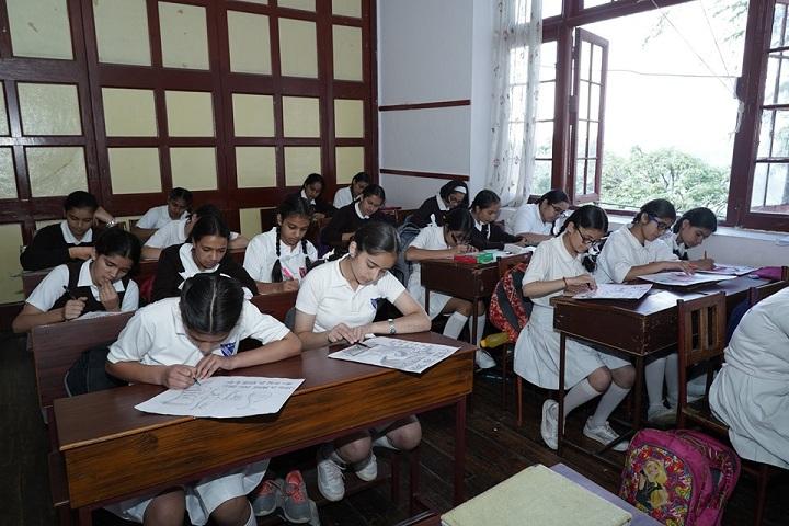 Auckland House School-Classroom