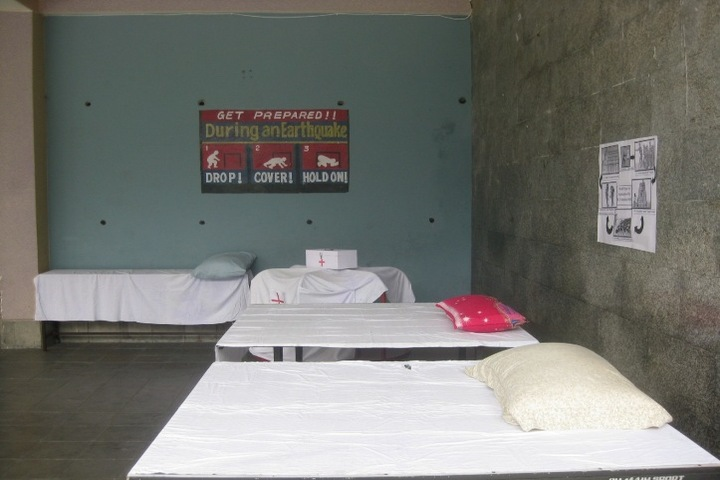 Shimla Public School-Medical Room