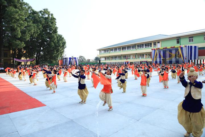 Sacred Heart Senior Secondary School-Dance Performance