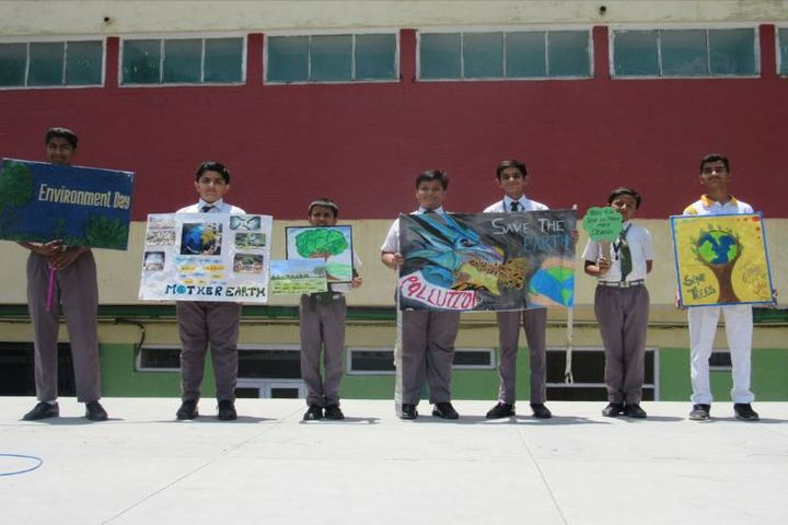 Sacred Heart Senior Secondary School-Environment Day