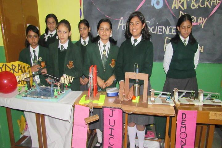 Sacred Heart Senior Secondary School-Exhibition